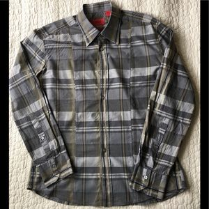Hugo Boss male shirt, size L